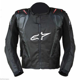 Wholesale Outdoor Sports Men s Motorcycle Suit Racing Suits Armor Riding Protective Jacket Free Delivery