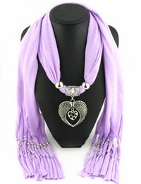 Newest Cheap Fashion Women Valentine's Day Scarf Direct Factory Jewelry Tassels Scarves Women Angel Wing Scarves Shawl