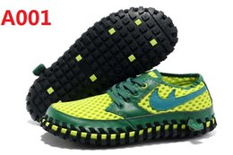 Wholesale And Retail Sneakers Men ACG Hand woven Shoes Hollow Out Anti skid Climbing Shoes Beach Shoes Running Shoes