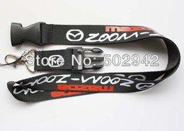 Wholesale Popular men s car automobile Key lanyards for collection Auto mobile strap