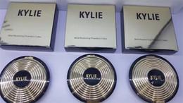Wholesale Makeup New kylie face powber Mild restoring powdery cake colors makeup powder Brughten long lasting kylie gold