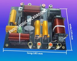 Wholesale 2 Way Crossover Filters For Multi Speakers Unit HiFi Audio Frequency Divider W
