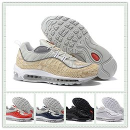 Wholesale Hot Sale World Famous Men Supre Air Sportswear Max Running Shoes Maxes Sports Sneakers With Box Size US7