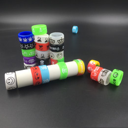 Wholesale MOD Protect Ring Silicon Vape band for vape mm mechanical mods Non slip decorative and protection resistance bands mod RDA rings