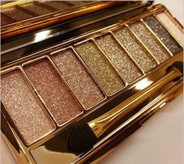 Wholesale 9 Colors Diamond High Quality Cosmetic Set Eye Makeup Eye Kit Eye Shadow Beauty Naked Palette Combinations Can Be Selected