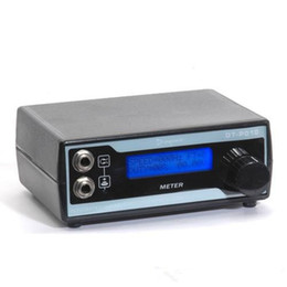 Wholesale New Professional Tattoo Supply Top Quality Digital LCD Display Tattoo Power Supply for Tattoo Body Art PS