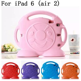 Wholesale Shockproof Kids Handle EVA Rugged Proof Non toxic Safe Foam Case Cover For Apple for iPad air case