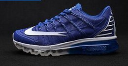 Wholesale China air Men Max II Nanometer shoes arrival air mesh breathable Running Shoes popular brand max authentic run sneakers air eur