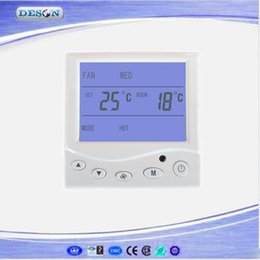 Wholesale Compact Central Air Conditioner WIFI Thermostat Controller with LCD Display Room WIFI Temperature Controller Series WIFI DS A