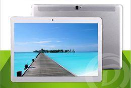 Ips tableta al por mayor en venta-Venta al por mayor de la fábrica de metal de 9,6 pulgadas quad-core de doble tarjeta de teléfono celular de la tableta IPS pantalla HD IPS pantalla Android 5.1