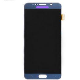 Part entière à vendre-Pour Samsung Galaxy Note 5 numériseur écran d'affichage avec des pièces de rechange de remplacement de qualité orginal avec ensemble complet Livraison gratuite