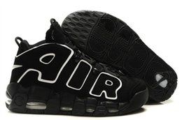 Wholesale 2016 Air More Uptempo Scottie Pippen OG Olympic Varsity Red Asia Hoop Pack White Gum Basketball Shoes For Men Big Pippen Sport Sneakers