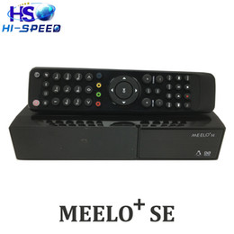 Wholesale MEELO SE Twin Tuner Vu Solo SE Update from VU Solo2 Mini Linux Receiver MHz CPU Din DVB S2 Tuner Satellite Receiver