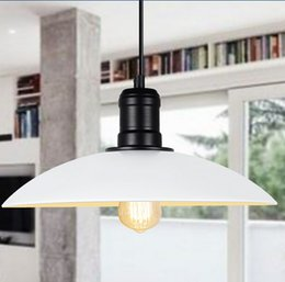 Wholesale light fixture Pendant Edison Nordic led indoor lampshade American country Vintage modern industrial loft dining room Pendant Light