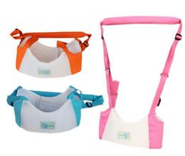 Wholesale Infant Child Kid Baby Walker Learn Walking Assistant Trainer Gear Safety Baby Harness Belt Reins Adjustable brand months