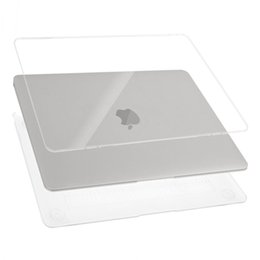 Wholesale Transparent Laptop Case Plastic Crystal Hard Case Cover for MacBook Air quot Pro Retina quot New Retina quot