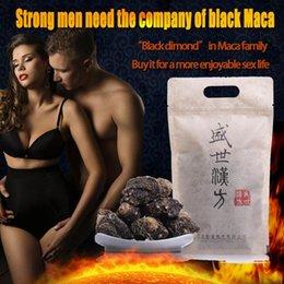 Wholesale g top grade black Maca root dried Maca root powder natural golden viagra enhance sex ability