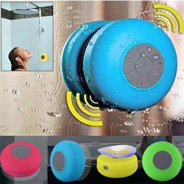 Wholesale Waterproof Wireless Waterproof Sports Speakers Bluetooth Mini Speaker Portable mini MP3 Super Bass Receive Call Music In BOX