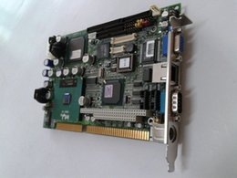 Wholesale Advantech PCA REV B2 industrial motherboard PCA F CPU Card Tested working perfect DHL