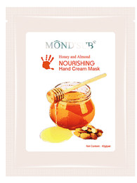 Wholesale Elitzia Protect skin from sun damage UV rays Hyrates Fresh Honey Almond Hand Cream Mask