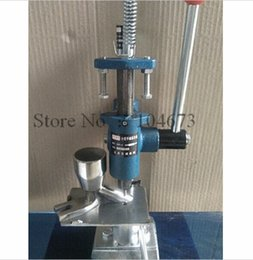Wholesale best price smallest tablet press machine manual steel pill tablet maker fast shipping