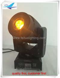 New arrived 60w rgbw led spot gobo moving head mini for dj party show wedding stage light