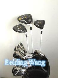 Wholesale 2016 New Hot M2 Golf Complete Set Driver Loft Fairway Wood M Irons PS With Regular Flex Shaft Golf M2 Clubs