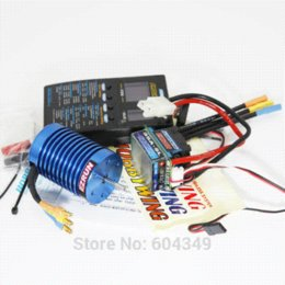 Wholesale Hobbywing eZrun T kv Brushless motor A V2 ESC P Card B1 Combo motor acceptance