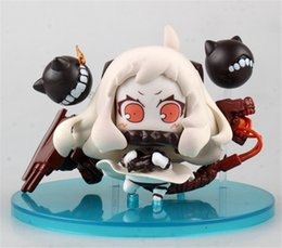 Wholesale Nendoroid Kantai Collection Phat Medicchu Kancolle Northern Princess Airfield Princess in the deep sea PVC Action Figure Toy Doll cm