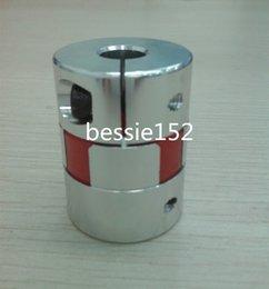 Wholesale 1 mm x mm New CNC Flexible Plum Coupling Shaft Coupler