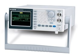 Wholesale GW INSTEK Signal generator AFG uHz to MHz uHz MSa s bit k Points Arbitrary True Dual Channel Output