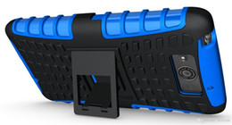 Wholesale Rugged Heavy Duty Defender Cell Phone Armor Hybrid Case For Moto RAZR i XT890 Droid Turbo MAXX XT1080M Cover Kickstand Shock Proof