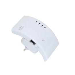 Répéteur sans fil à la maison en Ligne-Haut WiFi 802.11n Wireless Router Qualité / G / B 2.4G 300M réseau WiFi Repeater Convient pour Home Coffee House 1PCS