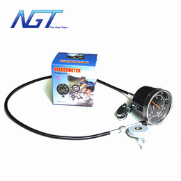Wholesale High end Cycling Bike Speedview Mountain Bike Code Table Speedometer Bicycle Speedometer Mechanical Chronograph Stopwatch