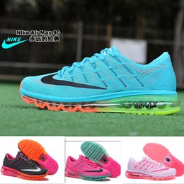 2016 Shoes Run Air Max Nike new style 2016 airmax Running Shoes women Sports Shoes women's air maxes shoes sneakers Athletic Trainers Footwear Free Shipping budget Shoes Run Air Max