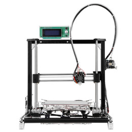 Wholesale 3D Rapid Prototyping Printer Factory supplier d Printer Manufacturers With One Roll Filament GB SD Card