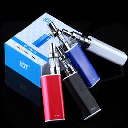 Wholesale Original ECT Box Mod Best Electronic Cigarette ET30P Kit With ml Mini Fog Tank mAh ET P VS Jomo Lite W