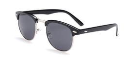 La mitad de la alta calidad de las gafas de sol del metal de los hombres de las mujeres las gafas de espejo Gafas de sol de la manera Gafas Gafas de Sol Classic classic glass mirror deals desde espejo de cristal clásico proveedores