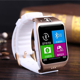 LG118 Bluetooth Smart Watch WristWatch Build-in NFC Camera Support SIM Card HD Screen SmartwatchFor Android And IPhone