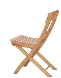 Wholesale Living Room Garden Furniture Wooden Folding Chair