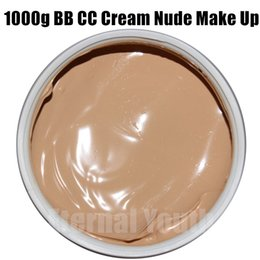 Wholesale Nourishments CC BB Cream g Nude Makeup Concealer Isolation Whitening Cosmetic Beauty Salon Care Equipment Bulk For Reseller