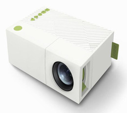 Wholesale Mini Pocket Projector Portable Beamer YG300 Upgrade Version YG310 Best Gift Toy For Kids Parents HDMI SD USB Film Projector