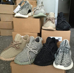 Wholesale double box TOP Boost Shoes turtle dove Moonrock Oxford Tan Pirate Black Running snakers with Breathable suede patch