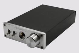 Wholesale Home Audio Video Equipments Amplifiers fx audio feixiang DAC X6 fever HiFi amp USB Fiber Coaxial Digital Audio Decoder DAC BIT