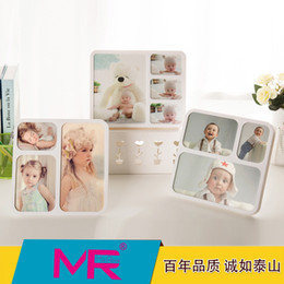 Wholesale 10 inch Children s photo frame EU display memento simple style ABS eco friendly material picture frame stand picture frame for kids