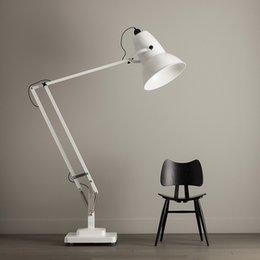 Wholesale Giant Anglepoise Floor lamp Floor Light V Designer Lamp Loft Lamp Metal Painting Hotel Lighting
