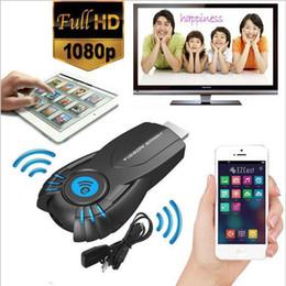 Wholesale New V5II EZcast Wireles HD Miracast Smart TV Stick Dongle Media Player Push DLNA