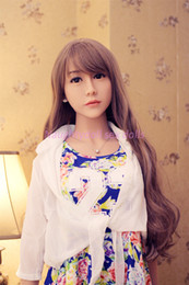Wholesale Sex Free Girl Ship - 156cm full body silicone sex doll Aisa girl real vagina artificial sex dolls for men free shipping