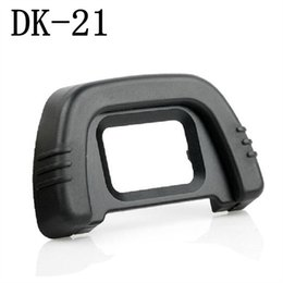 Wholesale DK Black Rubber Eye Cup DK21 Viewfinder Eyepiece Eyecup for Nikon D7000 D300 D90 D80 D600 D200 D100 D40 D50 D70S D610