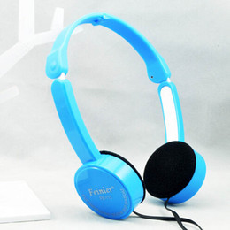 Wired Sport Headphones 3.5mm Noise Cancelling Headband Headset For IOS And Android Phones 5 color for you to choose